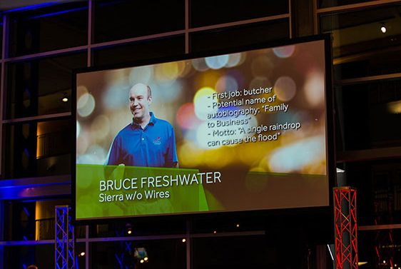 Bruce Freshwater 2014 CFO of the Year Finalist