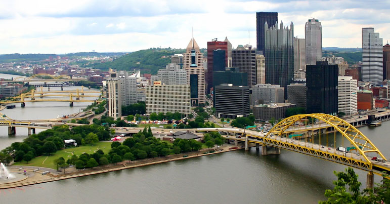 Pittsburgh – A City of Many Names Turns 200