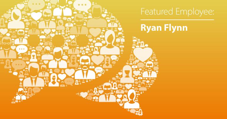 May Employee Spotlight: Ryan Flynn
