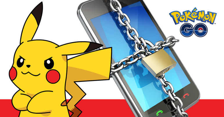 Pokémon Go Security Risks